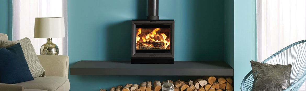 A new 'View' on Contemporary Wood burning & Multi-fuel stoves