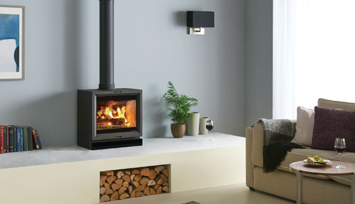 View 8 wood burning and multi-fuel stoves