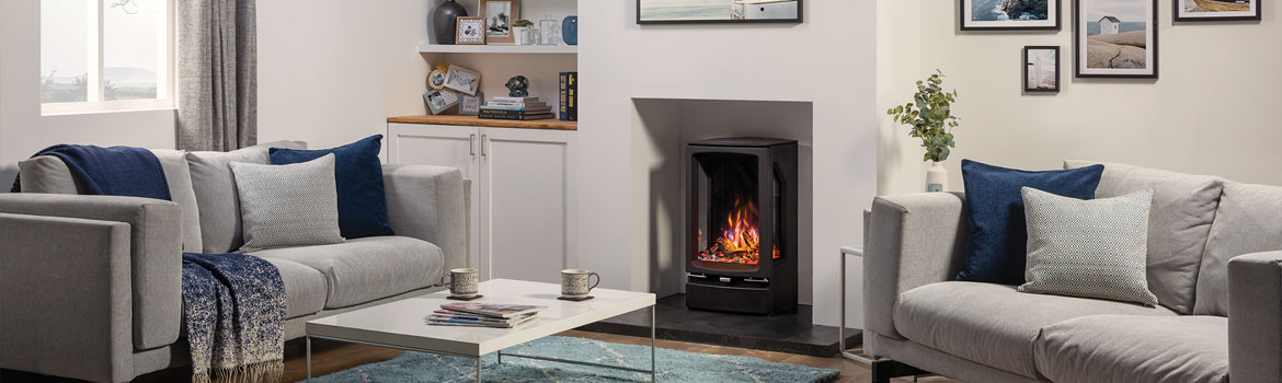 The Vogue Midi Electric – A designer electric stove range from Gazco