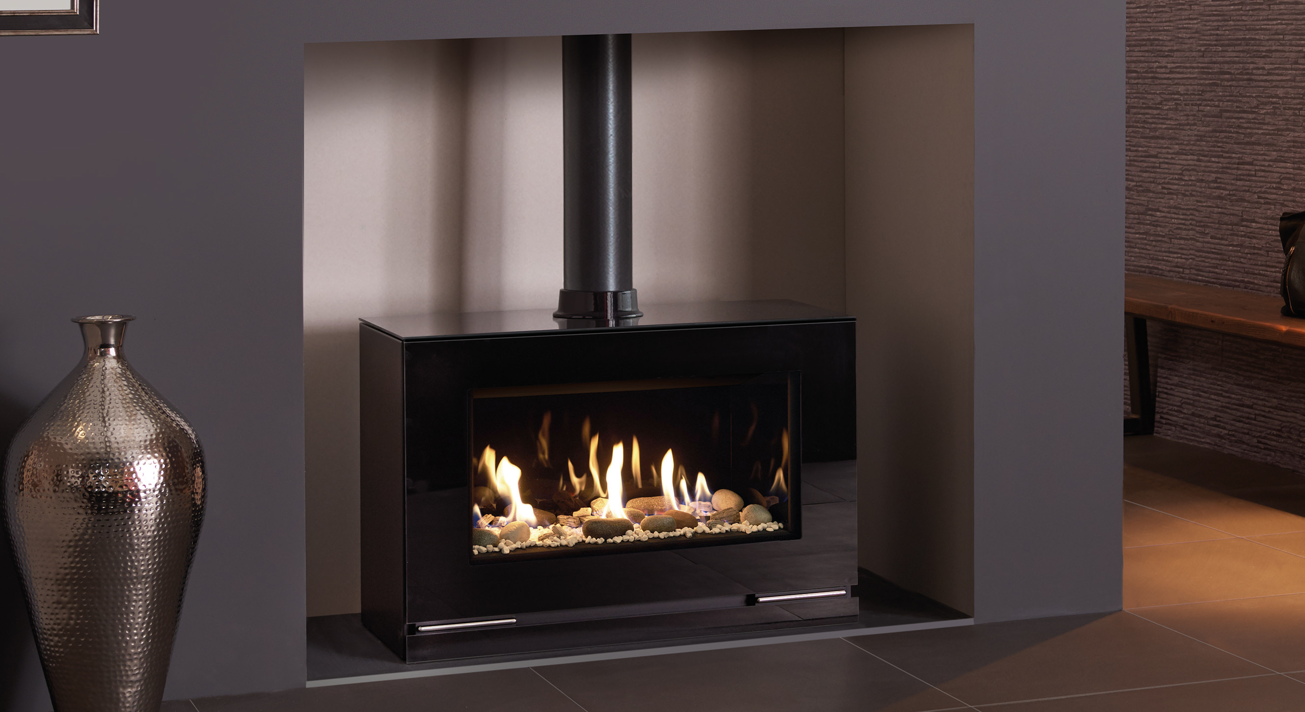 Vision Large Gas Stoves