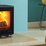 Vision Small Wood Burning with optional Glass Top Plate