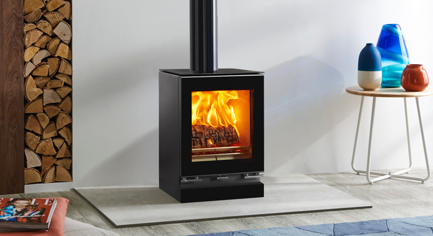 Vision Small Wood Burning Stoves & Multi-fuel Stoves
