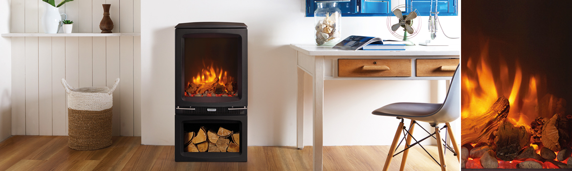 All-new Vogue Midi electric stoves