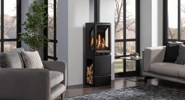 The Vogue Midi T Highline: a designer stove to suit all requirements
