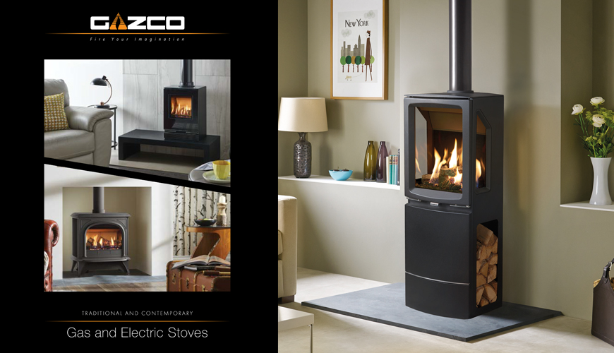 The new traditional and contemporary gas and electric stoves