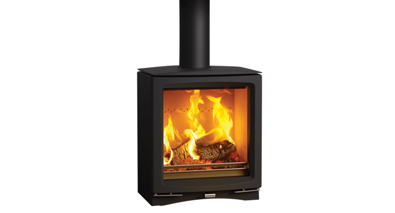 Vogue Medium Wood Burning Amp Multi Fuel Stove Stovax