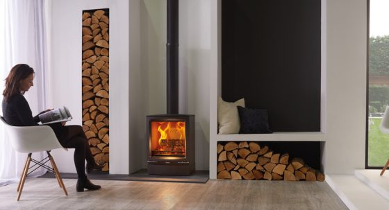 Top Five Reasons to Consider a Stovax Vogue Wood Burning & Multi-fuel Stove