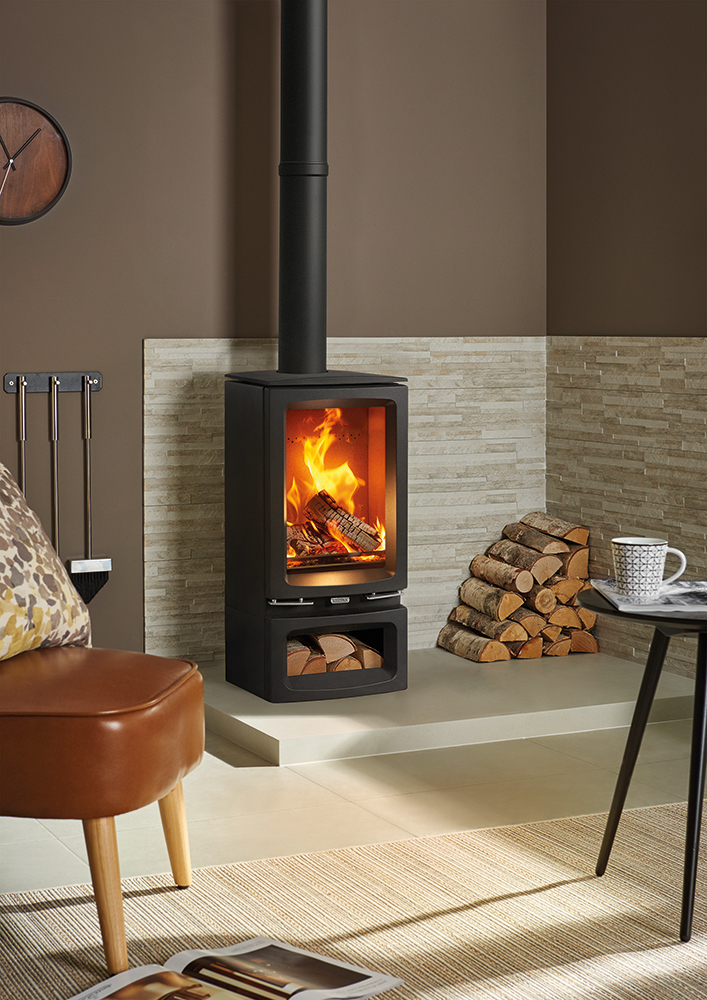 Vogue Small T Wood Burning Stove