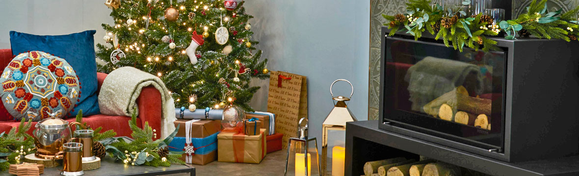 Stovax Feature In Ideal Home Show At Christmas Stovax Gazco