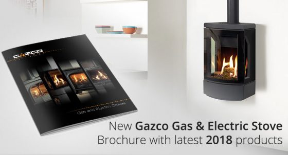 All new Gazco gas and electric stoves brochure!