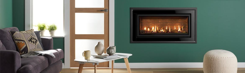 No Space for A Designer Gas Fire? No Problem!