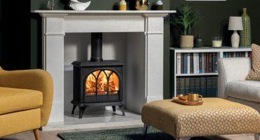 All-New Huntingdon 30 Ecodesign Wood Burning & Multi-fuel Stoves