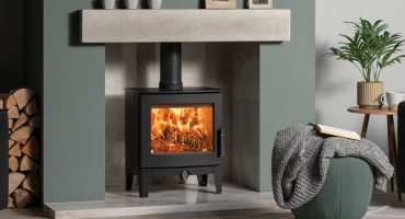 Stovax Futura 5 Wood Burning and Multi-fuel Stoves: Clean Styling, Advanced Engineering
