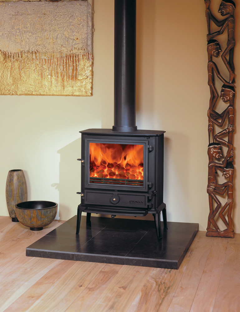 Brunel 3cb Wood Burning Stoves Multi Fuel Stoves Stovax Stoves