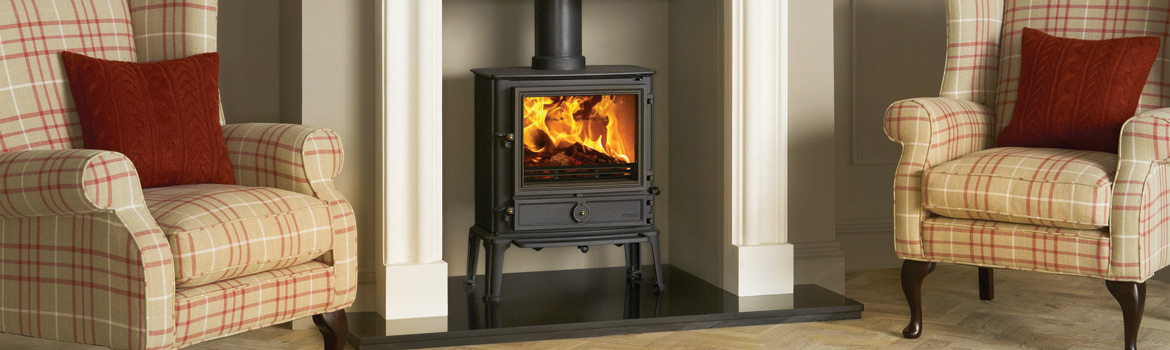 Solid fuel Brunel makes Ideal Home set cosy!