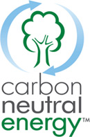 Carbon Neutral Energy Logo