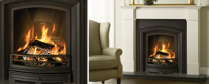 Essential guide to fireplaces stovax gazco for Whats a terrace house