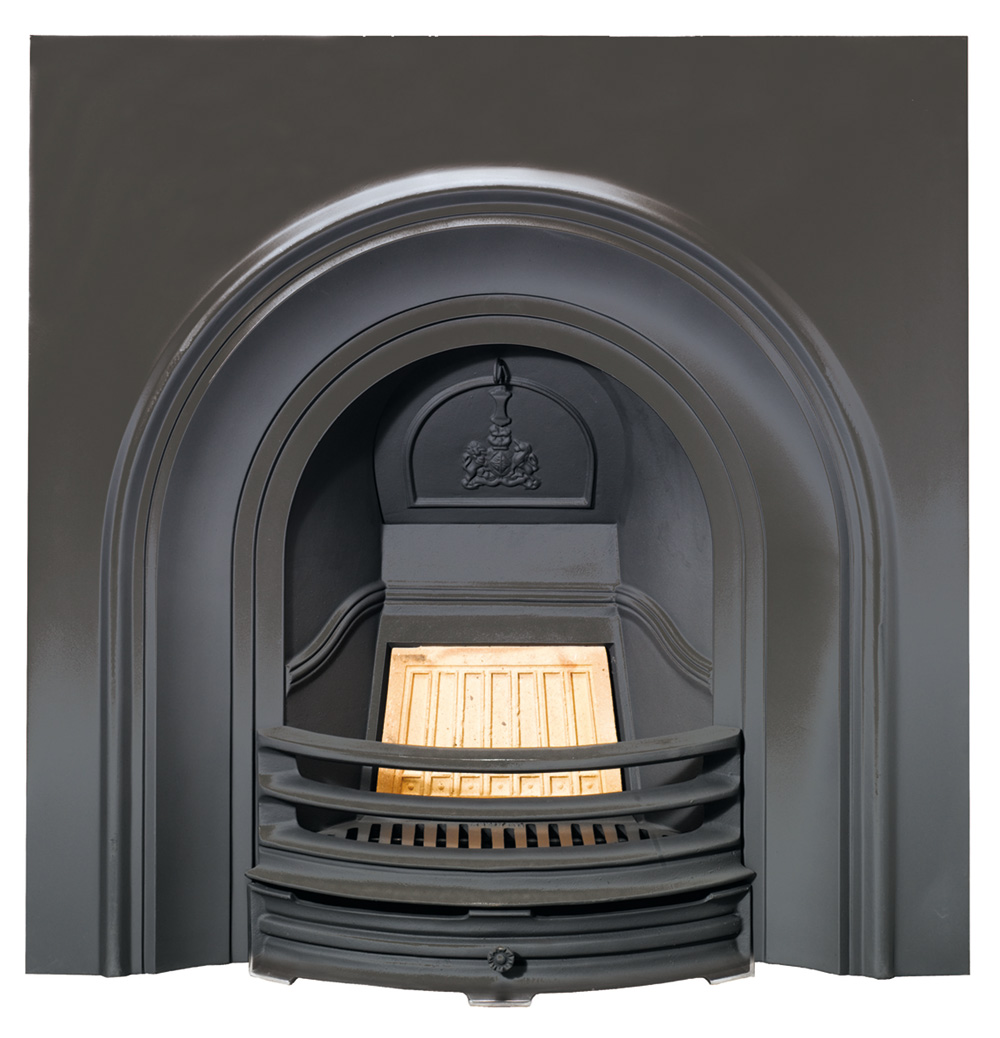 classical arched insert fireplaces stovax traditional