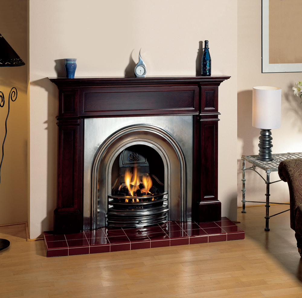 Classical Arched Insert Fireplaces - Stovax Traditional Fireplaces