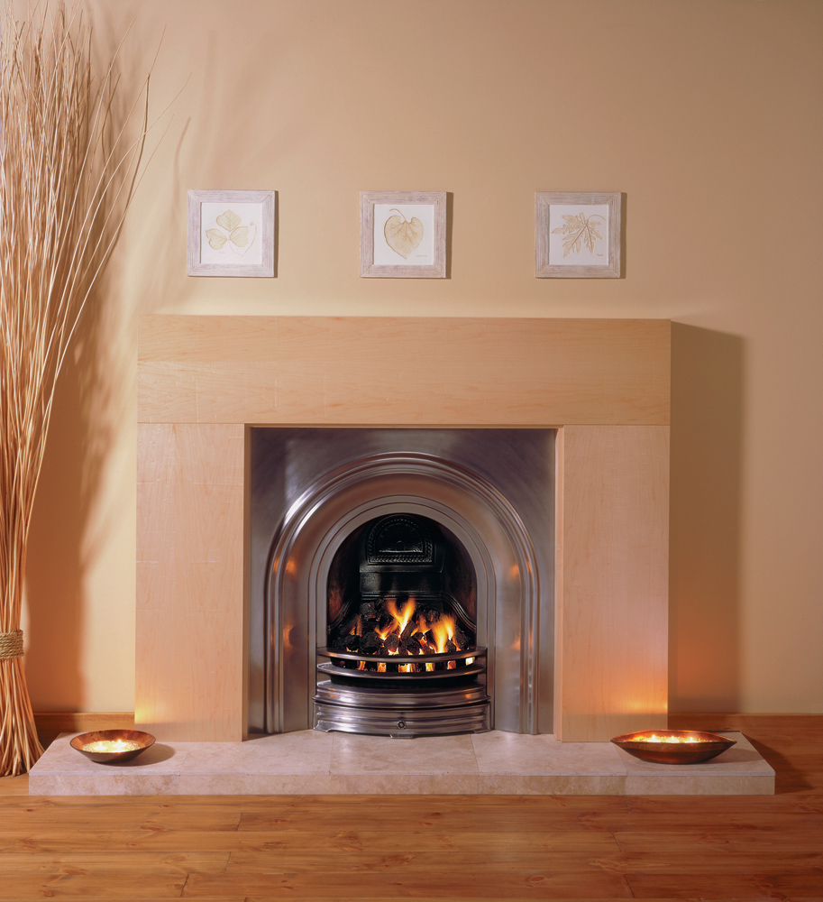 classical arched insert fireplaces stovax traditional fireplaces