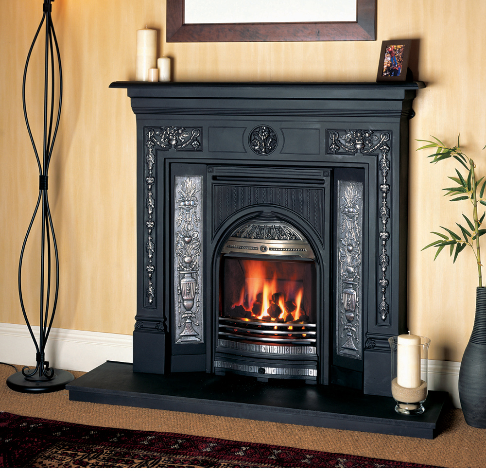 Combination Convector Fireplaces Stovax Traditional