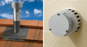 Conventional Flue or Balanced Flue