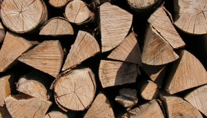 Dry wood for your wood burning stove
