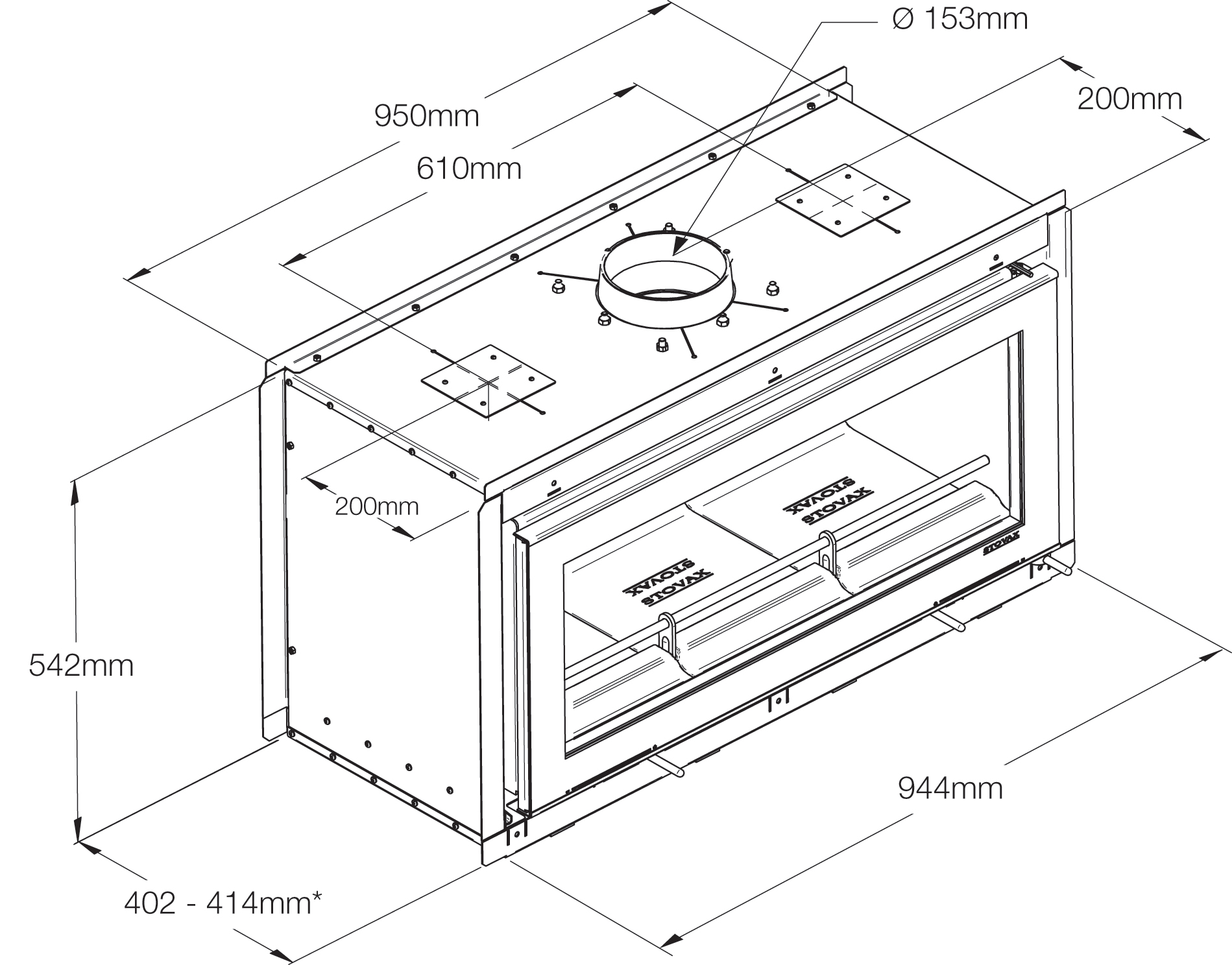 fireplace outlet