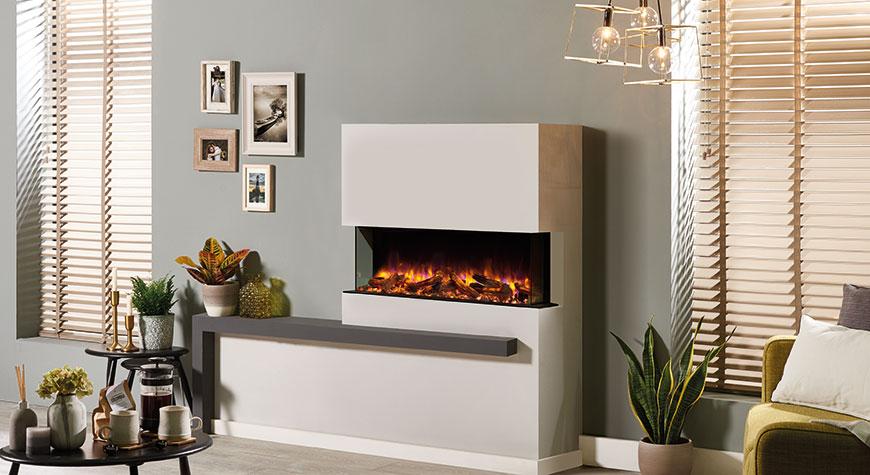 Gazco eReflex 110W Electric Fire