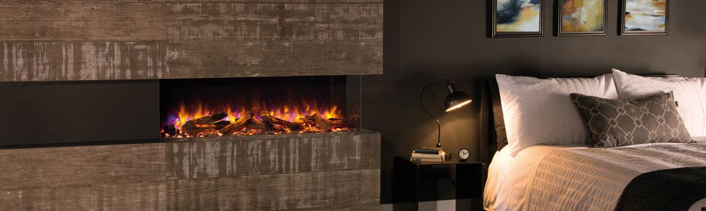 Designer Fireplaces to Transform Your Home