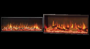 eStudio Inset Electric Fires