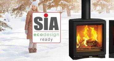 SIA Ecodesign Ready Wood burners