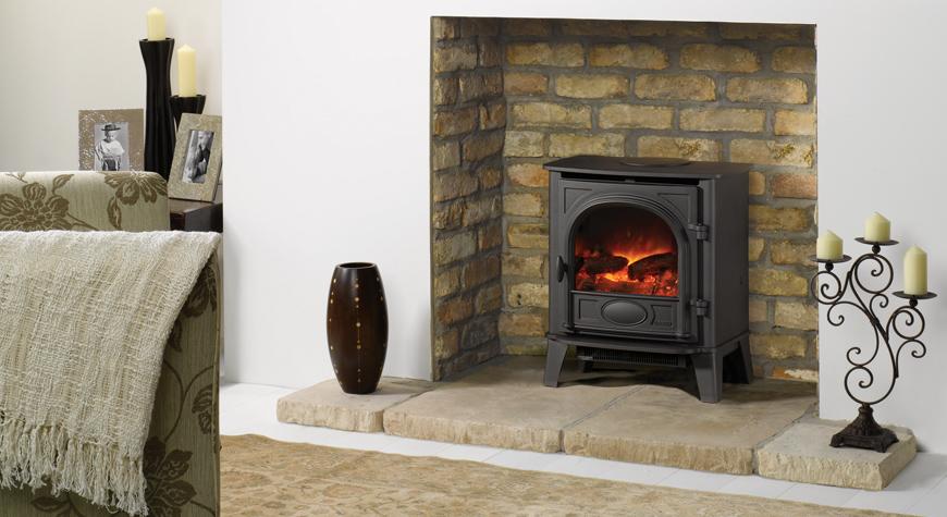 gazco stockton 5 electric stove