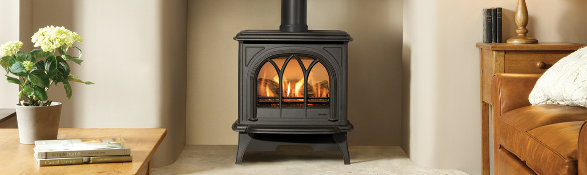 Gas Wood Burning Stove | WB Designs