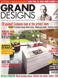Grand Designs Nov 2011