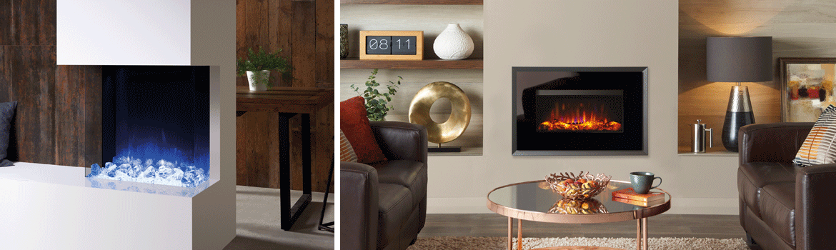 Choosing a wall mounted electric fire