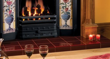 Plain Hearth Tiles