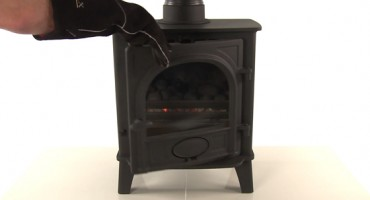 How to light your multi-fuel stove