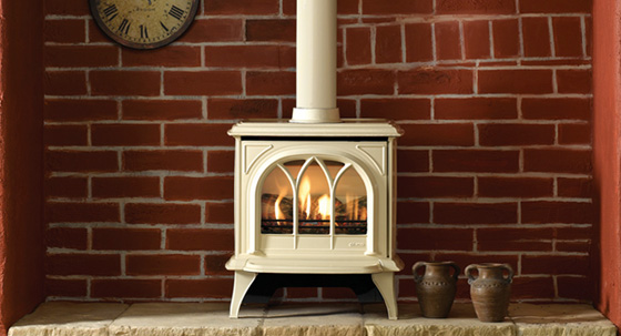 Elegance and Efficiency – the Gas Huntingdon range!