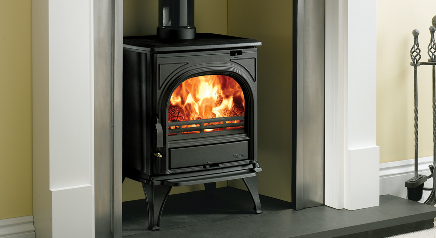 Huntingdon 25 Wood Burning Amp Multi Fuel Stoves Stovax