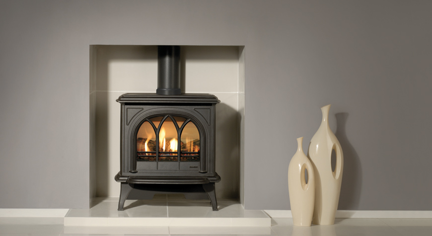 Huntingdon 30 Gas Stoves Gazco Traditional Stoves