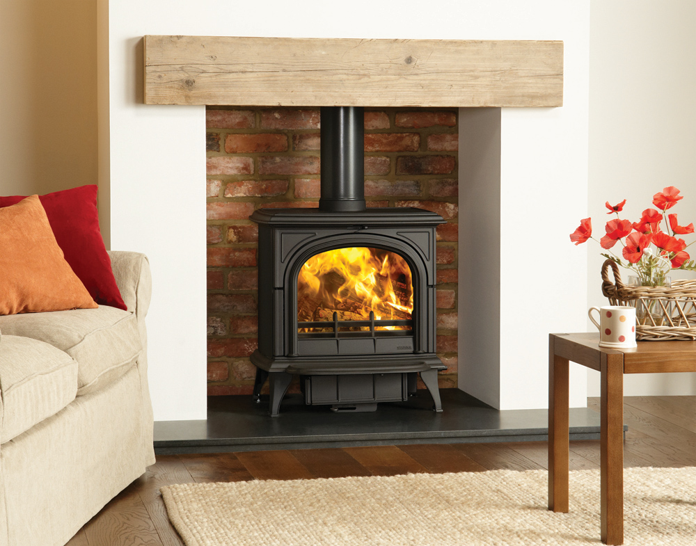 Huntingdon 40 wood burning stoves multi fuel stoves Wood burning stoves