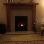 """Perfect solution to suit our existing fireplace and sitting room"""