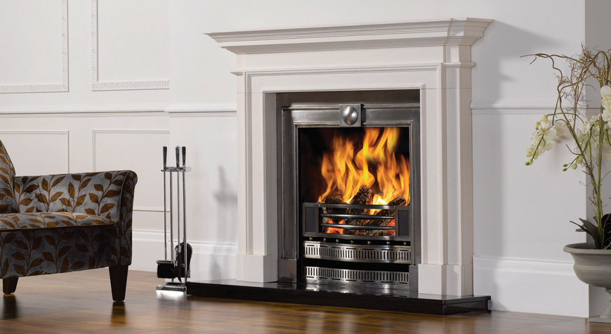 Kensington Insert Fireplaces - Stovax Traditional Fireplaces