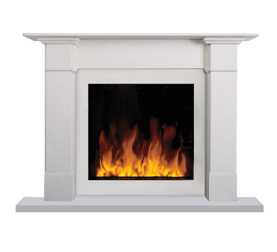 Stovax Claremont Stone Mantel Stovax Mantels