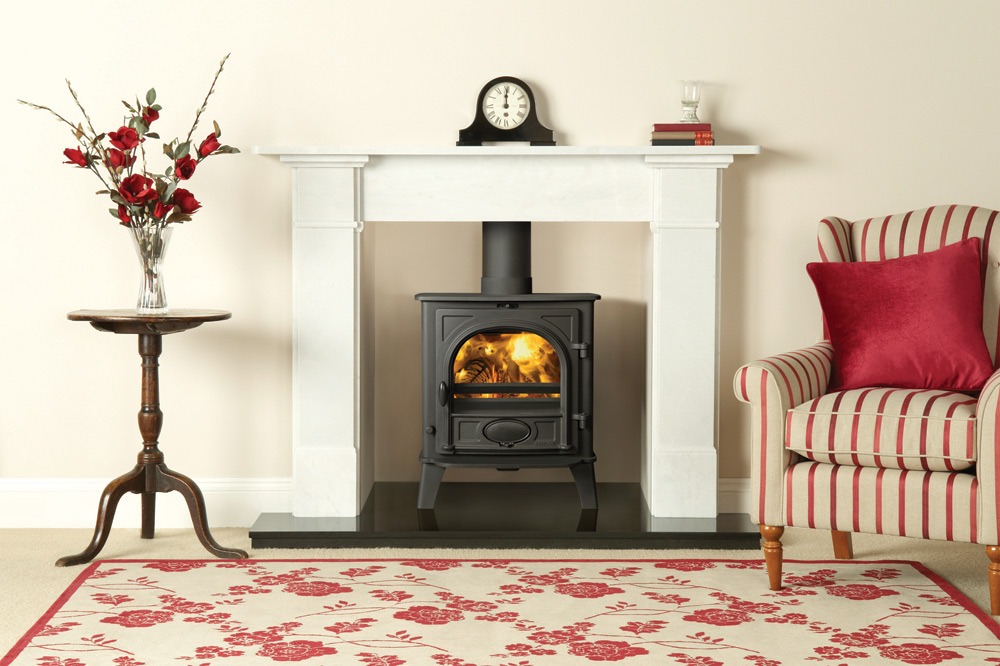 Traditional Fireplace Mantel