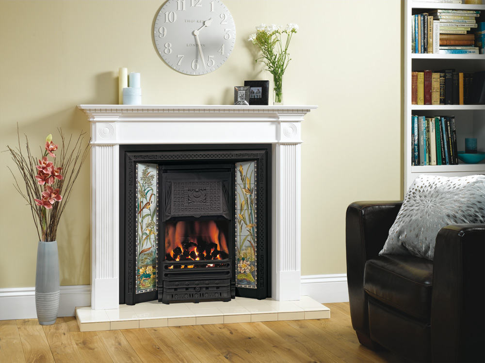 Stovax Georgian Wood Mantel - Stovax Mantels
