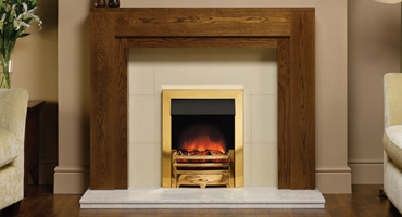 Hearth Mounted Electric Fires