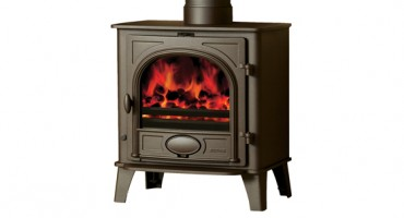 Freestanding multi-fuel fires