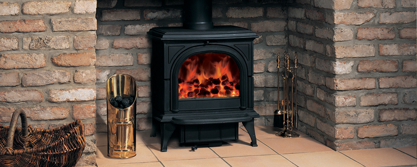 Huntingdon 30 multi-fuel stove